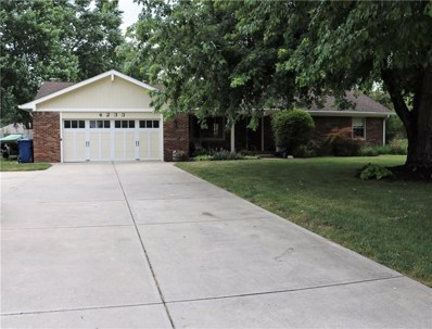 4233 W Fairview Road, Greenwood, IN 46142 - #: 21583420