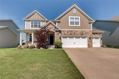7734 Chestnut Eagle Court, Zionsville, IN 46077 - #: 21583426