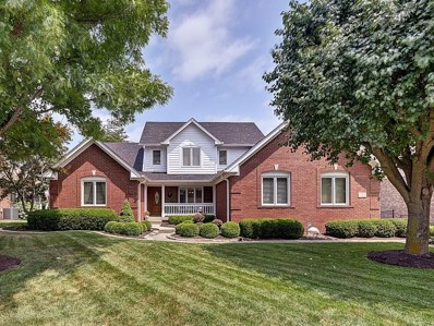 5360 Crooked Stick Court, Greenwood, IN 46143 - #: 21583497