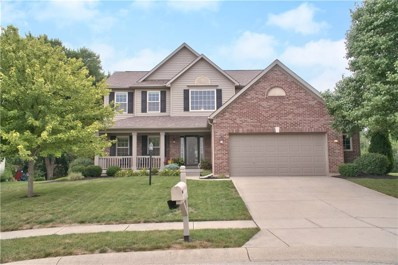 8662 Nolan Drive, Fishers, IN 46038 - #: 21583506