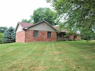 9829 N Baltimore Road, Monrovia, IN 46157 - #: 21583514