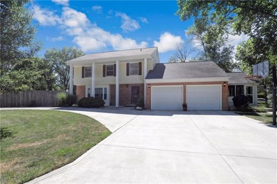 1021 Spring Hill Road, Shelbyville, IN 46176 - #: 21583556