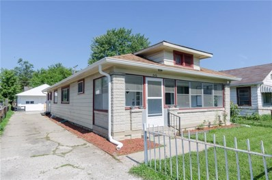 640 S Cole Street, Indianapolis, IN 46241 - #: 21583568
