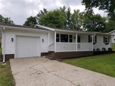 1001 Sunset Drive, New Castle, IN 47362 - #: 21583600