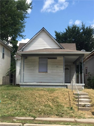 866 W 29th Street W, Indianapolis, IN 46208 - #: 21583634
