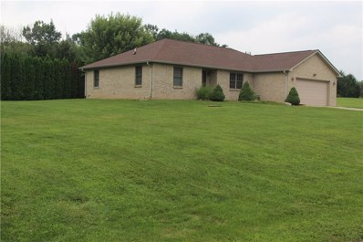 3461 Burns Boulevard, Martinsville, IN 46151 - #: 21583643