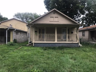 1453 W 32ND Street, Indianapolis, IN 46208 - #: 21583675