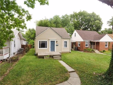 1522 E Markwood Avenue, Indianapolis, IN 46227 - MLS#: 21583713
