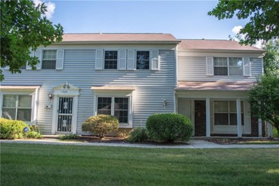 1705 W 79th Street, Indianapolis, IN 46260 - #: 21583755