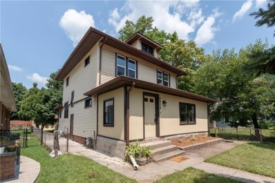 4924 E 10th Street, Indianapolis, IN 46201 - #: 21583772