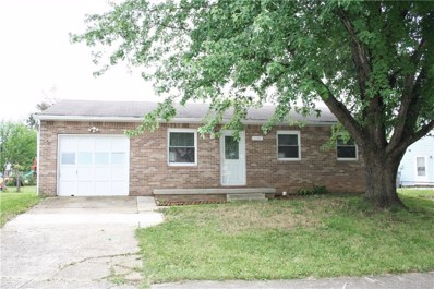8035 Winchester Place, Indianapolis, IN 46227 - MLS#: 21583815