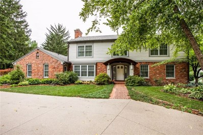 8162 Round Hill Court, Indianapolis, IN 46260 - #: 21583828