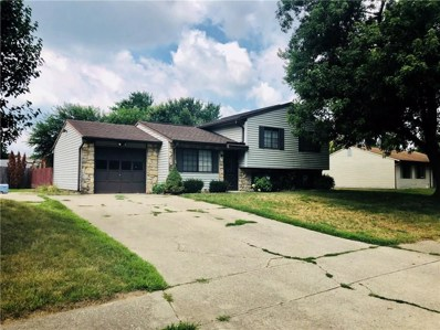 8638 Zephyr Drive, Indianapolis, IN 46217 - MLS#: 21583857