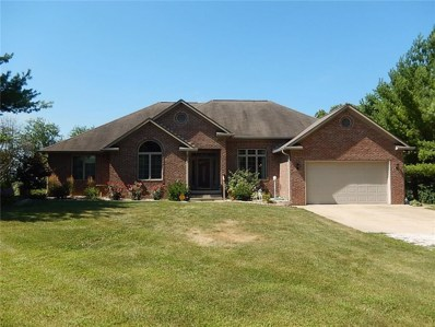 3837 E State Road 32, Crawfordsville, IN 47933 - #: 21583865