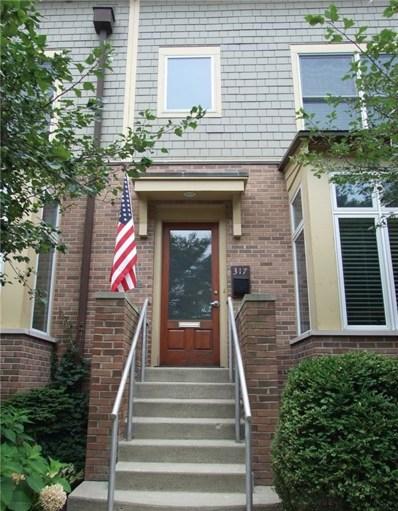 317 E Saint Joseph Street, Indianapolis, IN 46202 - #: 21583918