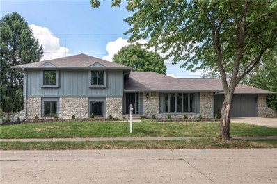 1110 Woodbridge Lane, Indianapolis, IN 46260 - MLS#: 21583928