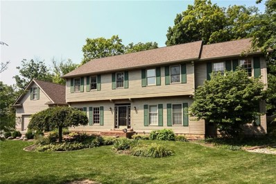9224 Seascape Drive, Indianapolis, IN 46256 - MLS#: 21583944