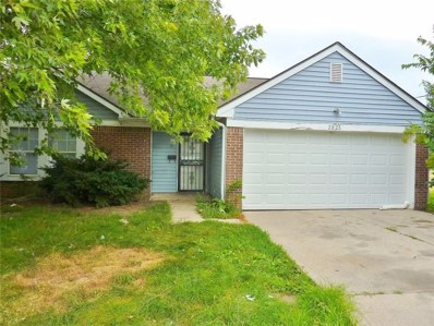 2826 Flap Lane, Indianapolis, IN 46218 - #: 21583966