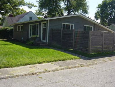 5720 N Rural Street, Indianapolis, IN 46220 - MLS#: 21584000