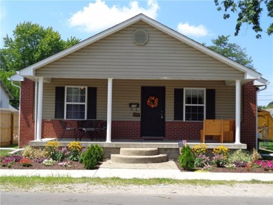 956 Graham Street, Franklin, IN 46131 - MLS#: 21584007