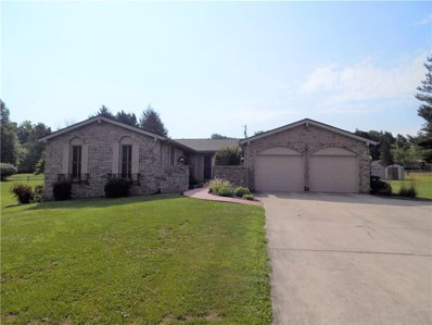 920 Sherwood Drive, Greencastle, IN 46135 - #: 21584020