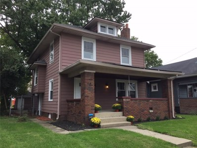 3827 N Kenwood Avenue, Indianapolis, IN 46208 - #: 21584077