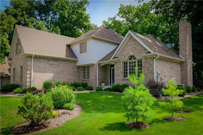 7383 Oakland Hills Court, Indianapolis, IN 46236 - MLS#: 21584103