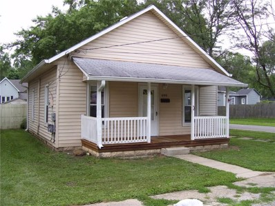498 Ohio Street, Franklin, IN 46131 - MLS#: 21584140