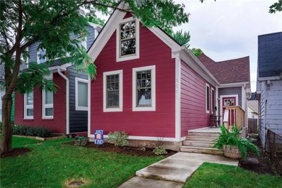 1445 Olive Street, Indianapolis, IN 46203 - #: 21584188