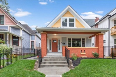 1509 Fletcher Avenue, Indianapolis, IN 46203 - #: 21584210