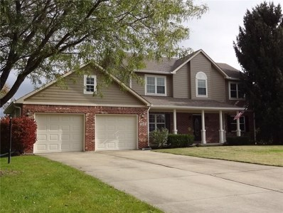 5459 N Cherry Tree Drive, Greenfield, IN 46140 - #: 21584301