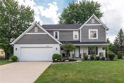 9833 Beam Ridge Drive, Indianapolis, IN 46256 - #: 21584322