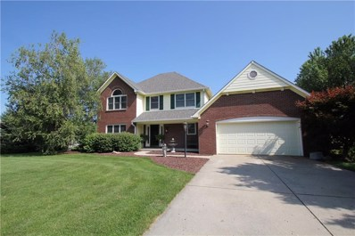 3934 Cranberry Drive, Greenfield, IN 46140 - #: 21584371