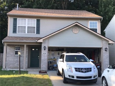 3434 W 54th Street, Indianapolis, IN 46228 - #: 21584378