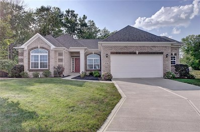 3734 Shady Pointe Row, Greenwood, IN 46143 - #: 21584415