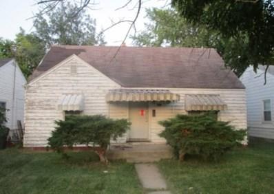 4012 Brown Street, Anderson, IN 46013 - MLS#: 21584441