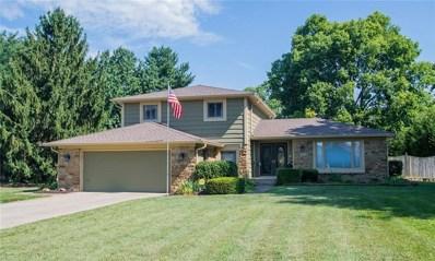 848 W Oakwood Drive, Greenwood, IN 46142 - MLS#: 21584474
