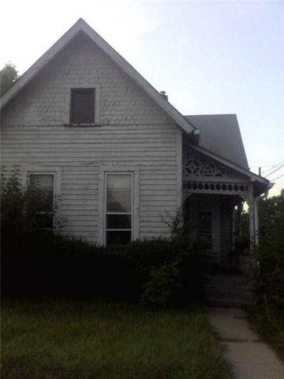 358 Terrace Avenue, Indianapolis, IN 46225 - #: 21584497