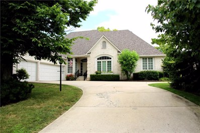 4721 Woods Edge Drive, Zionsville, IN 46077 - #: 21584511