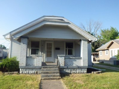7 W 37th Street, Anderson, IN 46013 - #: 21584516