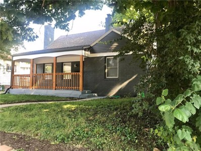 816 E 40th Street, Indianapolis, IN 46205 - MLS#: 21584565