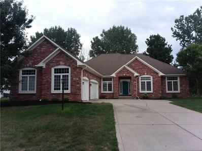 10481 Beaver Ridge Drive, Fishers, IN 46037 - MLS#: 21584601