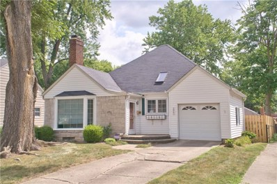 5867 Kingsley Drive, Indianapolis, IN 46220 - #: 21584648