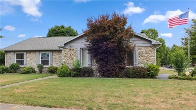 5821 Thurman Drive, Indianapolis, IN 46217 - #: 21584696