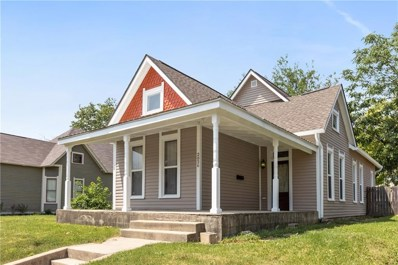 2026 E 10th Street, Indianapolis, IN 46201 - MLS#: 21584702