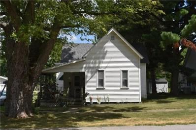 414 E Walnut Street, Linden, IN 47955 - MLS#: 21584712