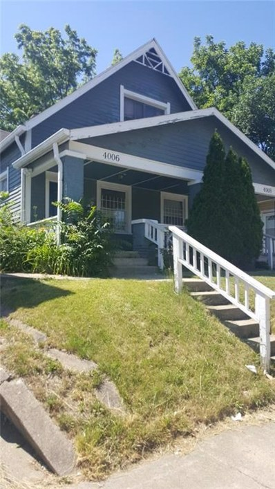 4006 Boulevard Place, Indianapolis, IN 46208 - #: 21584725