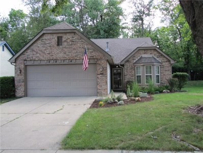 2874 Mission Hills Lane, Indianapolis, IN 46234 - MLS#: 21584744