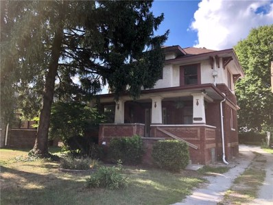 5960 E Oak Avenue, Indianapolis, IN 46219 - #: 21584752