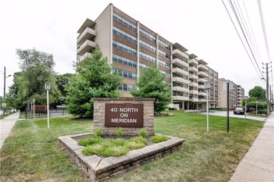 25 E 40th Street UNIT 3H, Indianapolis, IN 46205 - #: 21584830